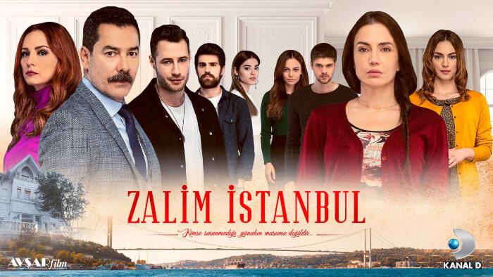 Zalim Istanbul Episode 6 Turkish123